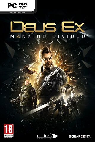 Deus Ex: Mankind Divided Механики