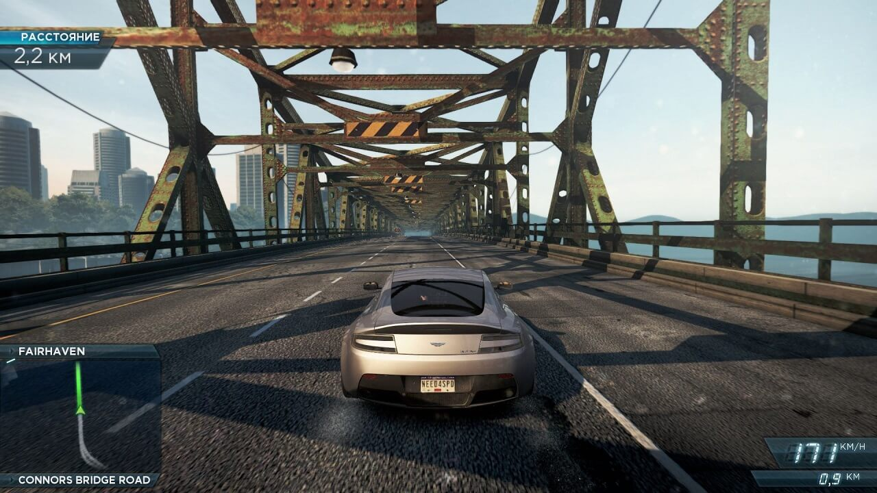 Need for Speed: Most Wanted 2 2012