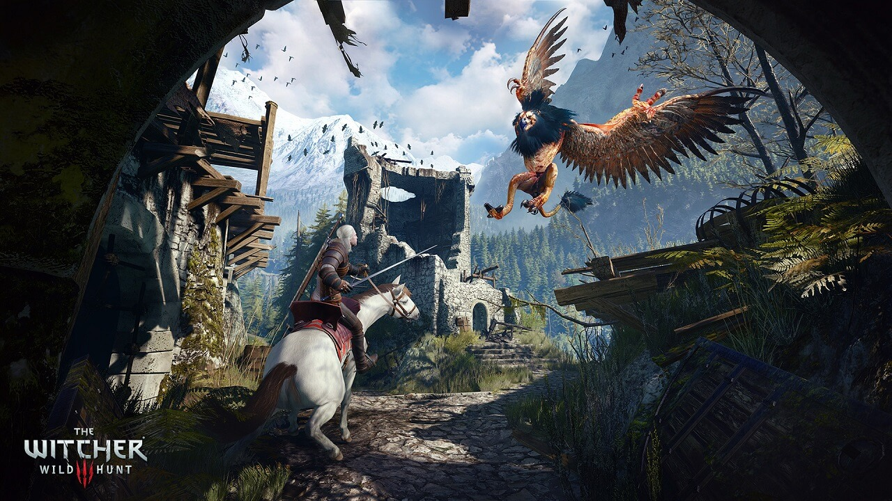 The Witcher 3: «Дикая охота»