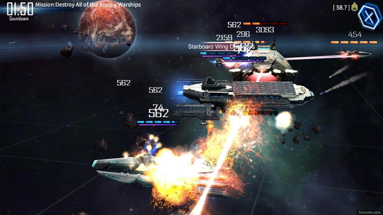 Galaxy reavers — дата выхода, системные требования и обзор игры.