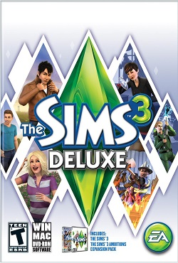 Sims 3 Deluxe Edition