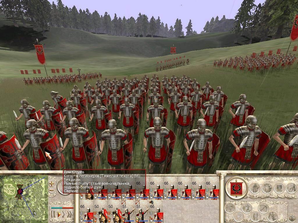 скачать war pc 2004 rome total