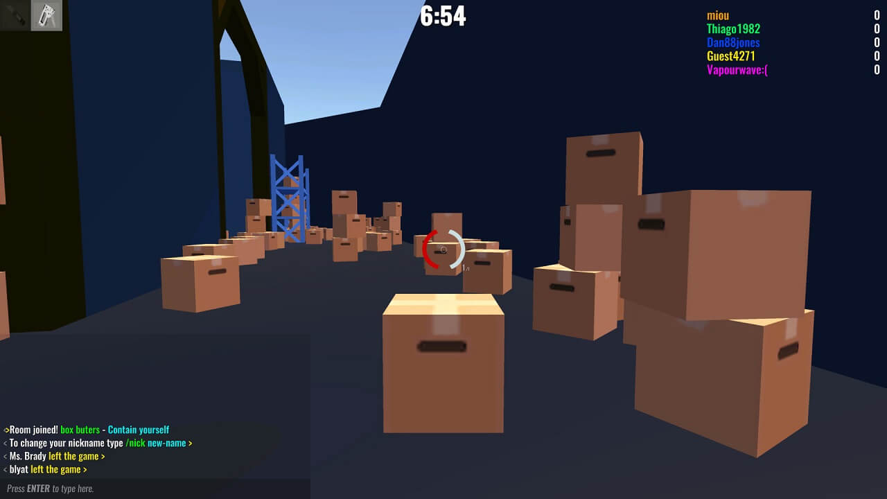 What the box?
