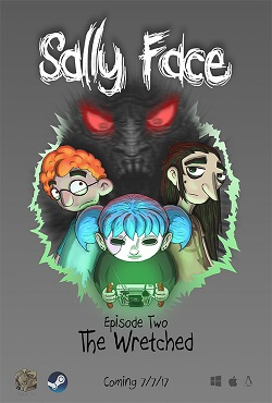 Sally Face Episode 1-2 на русском