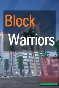 Block Warriors Open World Game