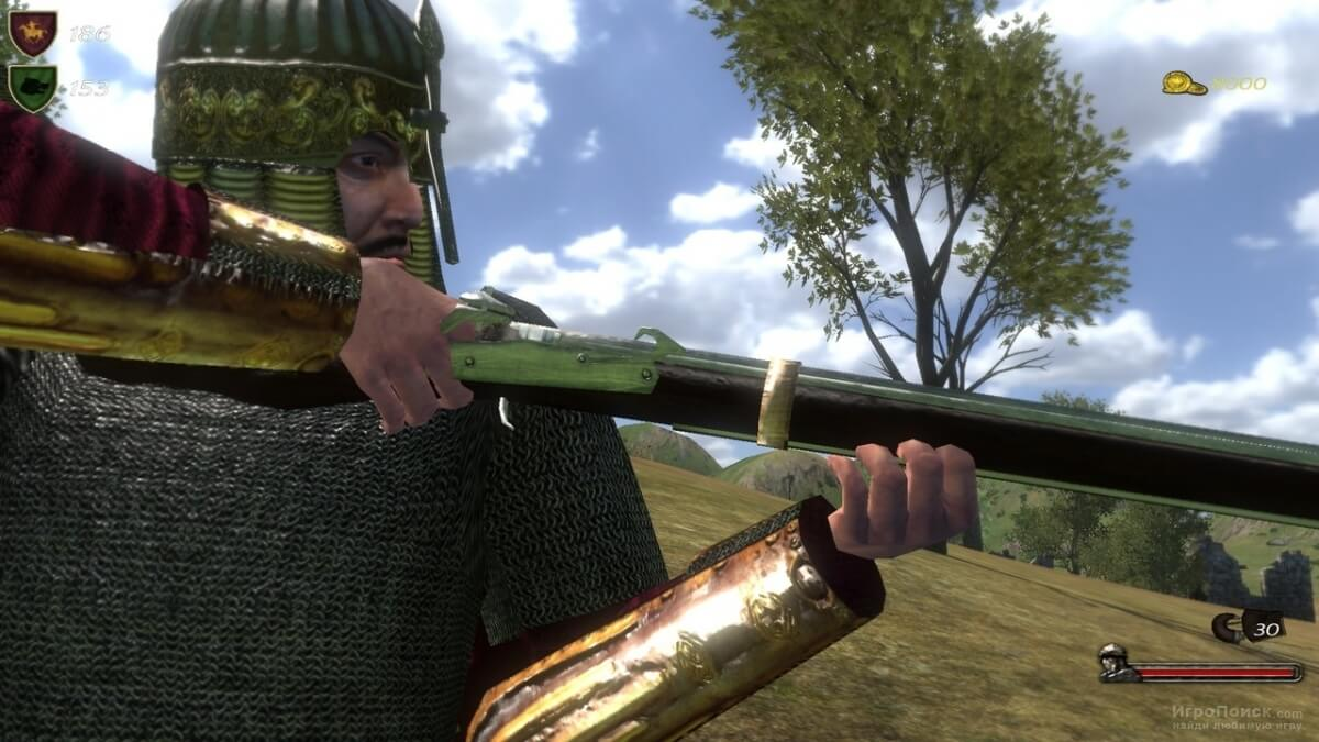 Mount and Blade: Огнем и мечом