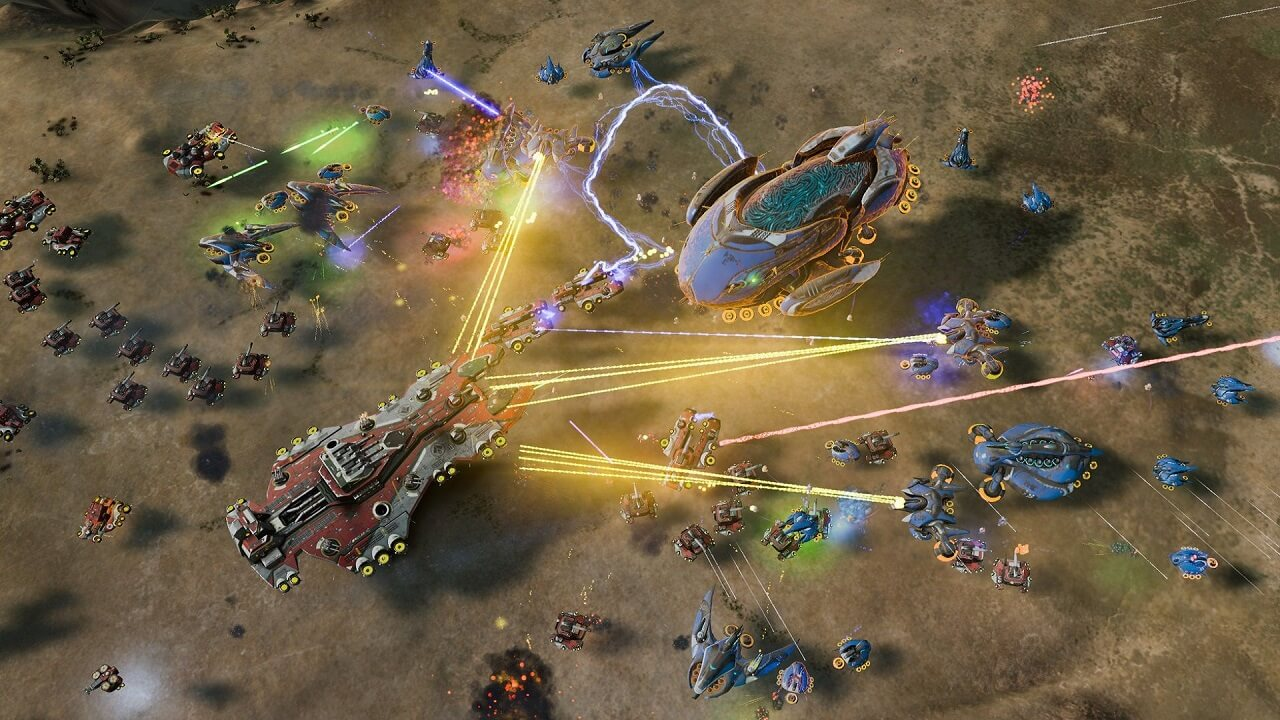 Ashes of the Singularity 2016