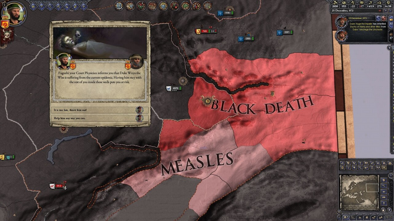 Crusader Kings 2: The Reapers Due Collection