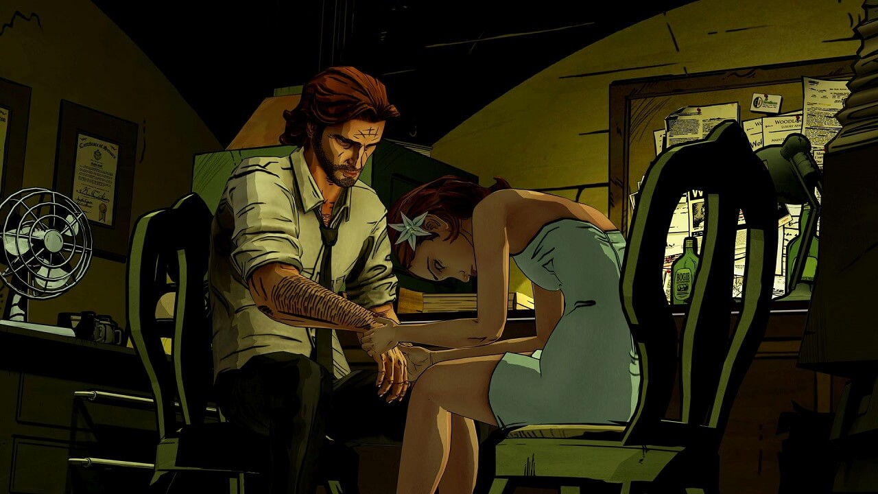The Wolf Among Us: Episode 1- 5