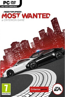 NFS Most Wanted 2012
