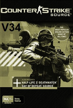 CS Source v34