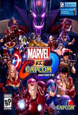 Marvel vs Capcom Infinite