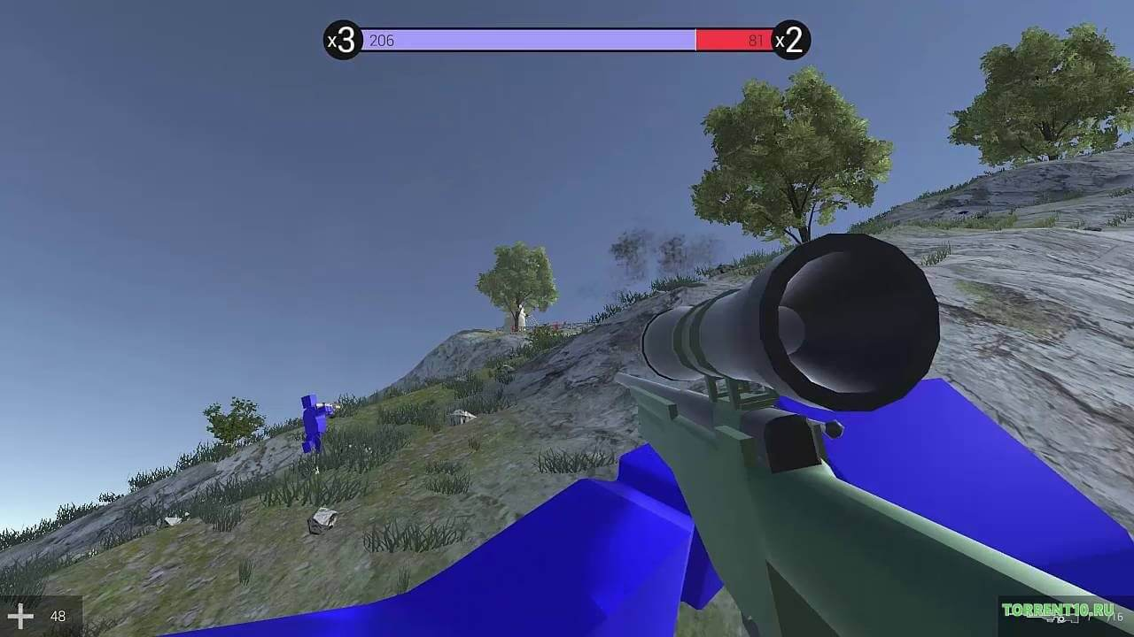 Ravenfield Beta 11